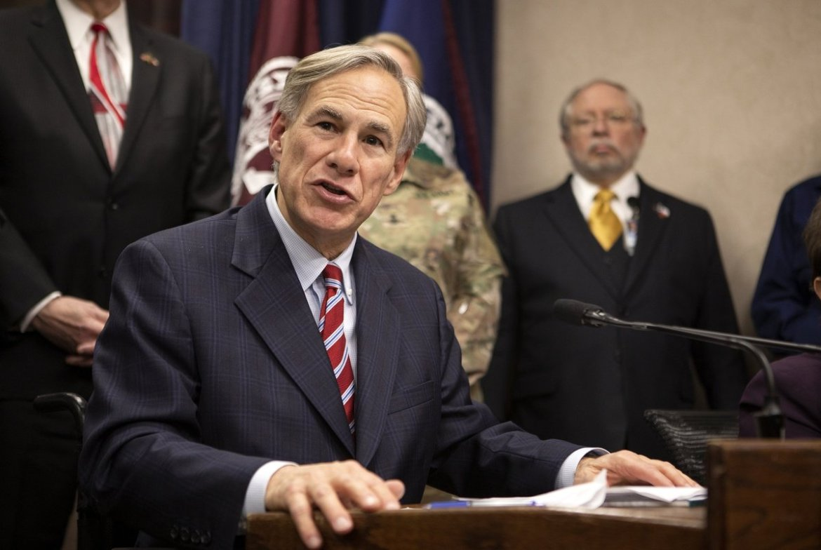 Is Greg Abbott Sacrificing Texans to Stay in Trump's Favor?