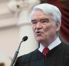Justice Nathan Hecht has sat on the Supreme Court way too long.