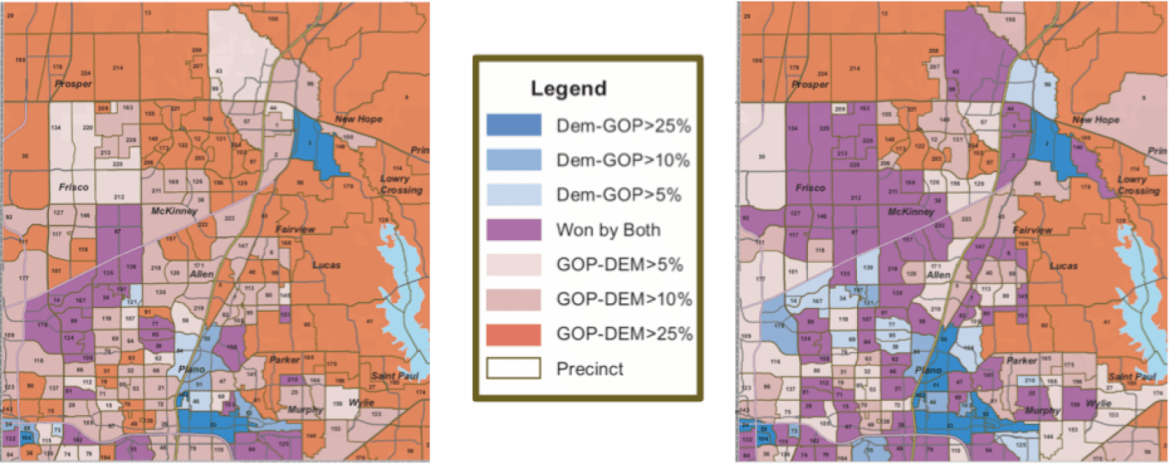 Collin County Political Races, 2020