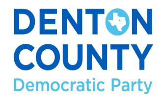 Denton County Dems Endorse Odinsdottir, Johnston