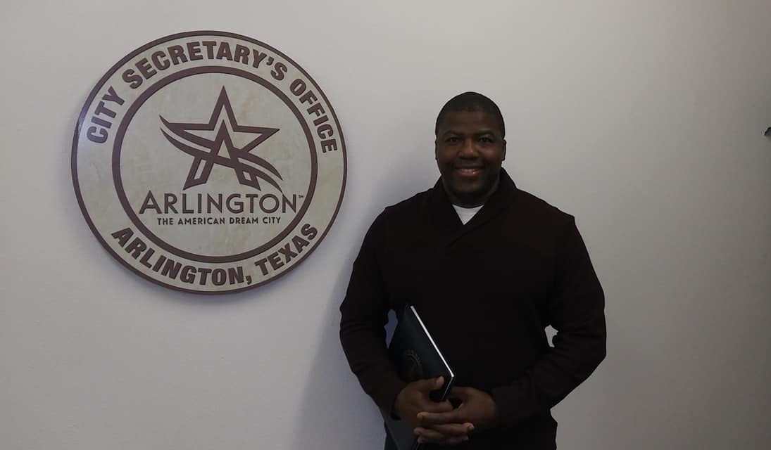Marvin Sutton, Wants To Bring Trust Back to the City of Arlington