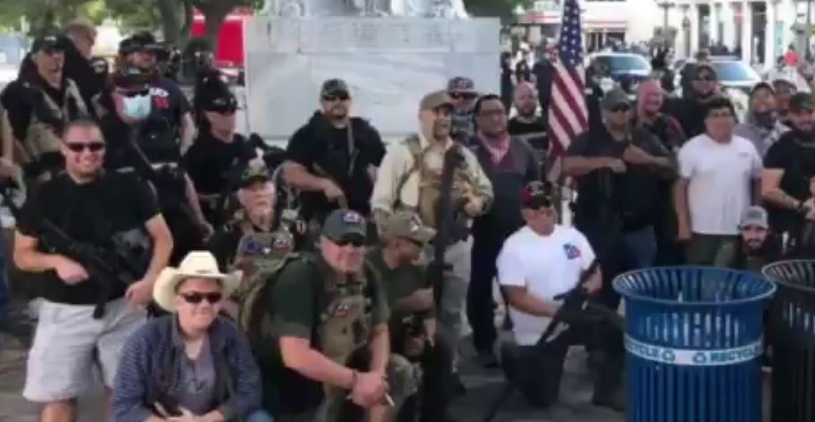 Are TITFF Domestic Terrorists? Why Won't Texas Do More To Stop Them?