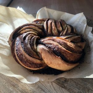 Cinnamon Twist Bread (Sourdough)
