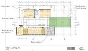 Geia Tech Living Building schematic design floor plans  Living Building Chronicle
