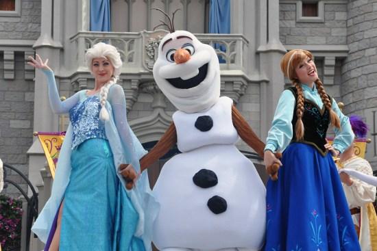Mickey's Royal Friendship Faire Castle Show magic Kingdom Disney World Summer at Disney World