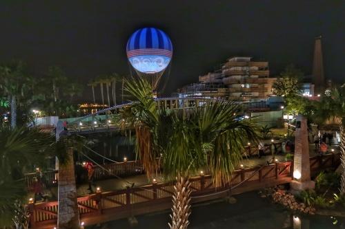 Planet Hollywood Disney Springs 1