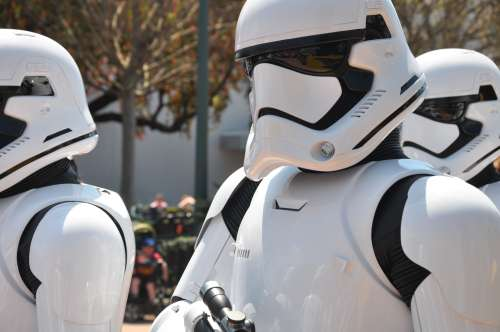 Stormtrooper March Disney World