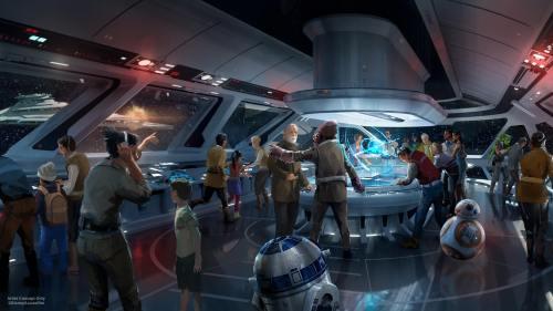 Disney D23 Expo 2017