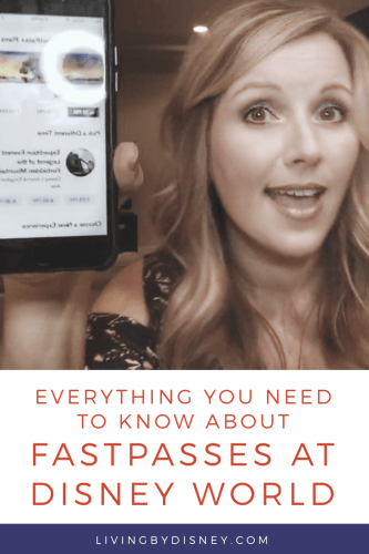 Everything you need to know about Fastpass at Disney World