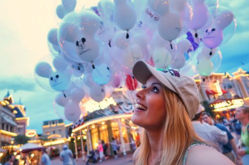 Work with a Disney blogger