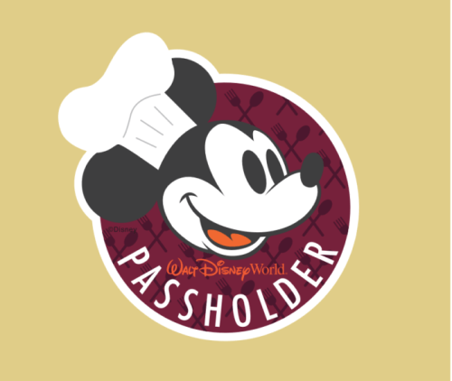 food and wine passholder freebies