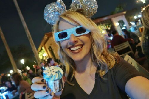 Review Frozen Ever After Dessert Party at Disney World Epcot Illuminations