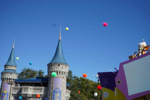 Celebrate Mickey Mouse Magic Kingdom Disney World 2019