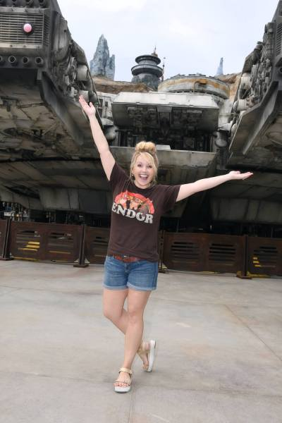 STAR WARS GALAXY'S EDGE IN WALT DISNEY WORLD ORLANDO