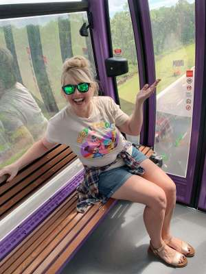 Walt Disney World's new Skyliner gondola system