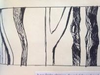 bark drawing 2000