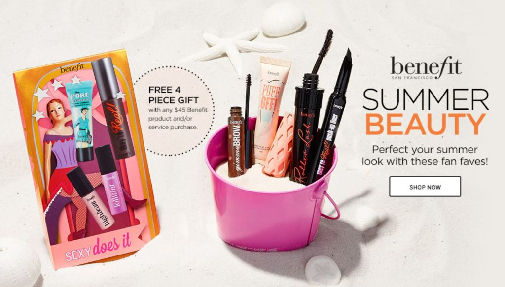 Ulta Benefit Gift With Purchase Ftempo