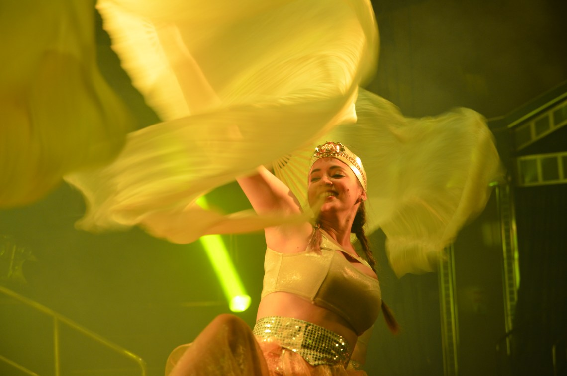 Afro-Cuban Dance Performer, Celestyal Cruises