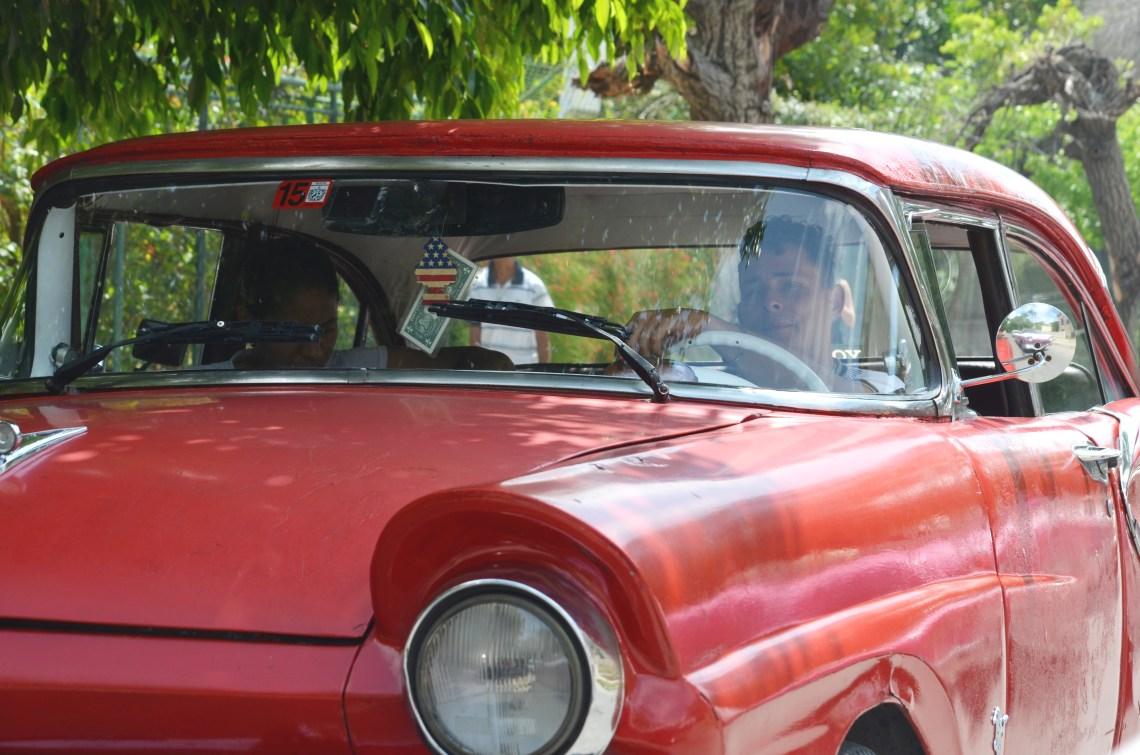 Classic Car, El Bosque, Havana