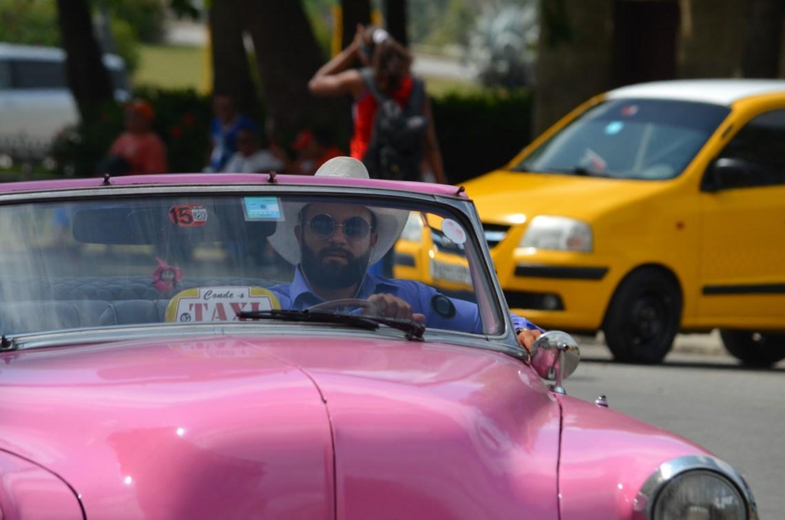 Taxi Driver, Havana