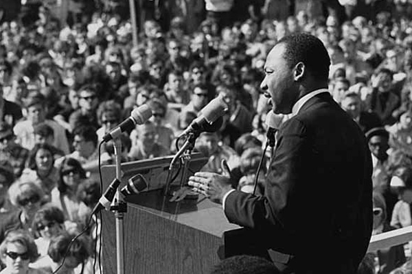 From the Archives: Martin Luther King's Dream Today – The Living Church