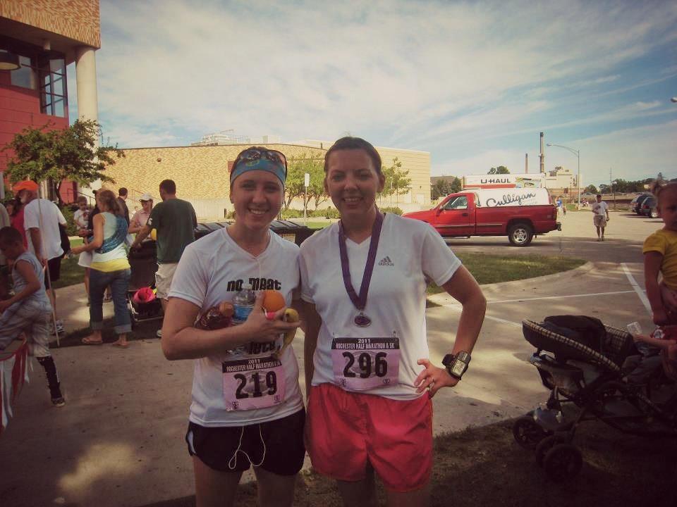 last half marathon