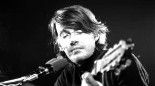 Songwriter Fabrizio De Andre'