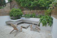 Floating Bench - Living Colour Gardens
