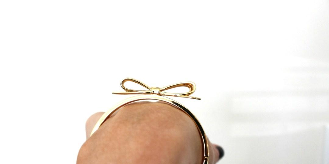 bow bracelet vitiligo