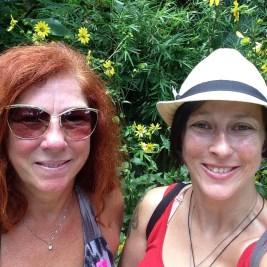 Mom Me_Sunken Gardens