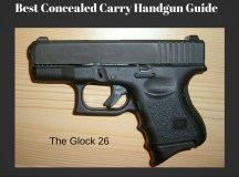 A Guide To The Best Concealed Carry Handguns