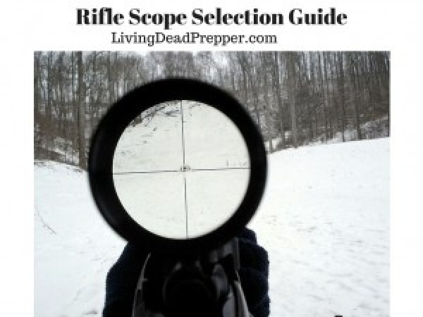 Rifle Scope Selection