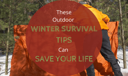 Quick Guide On Outdoor Winter Survival