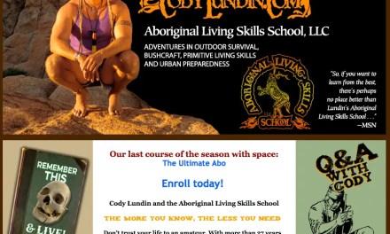 Top Bush Craft Courses-Part II