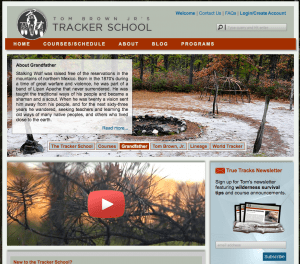 Tracker Bush Craft Courses