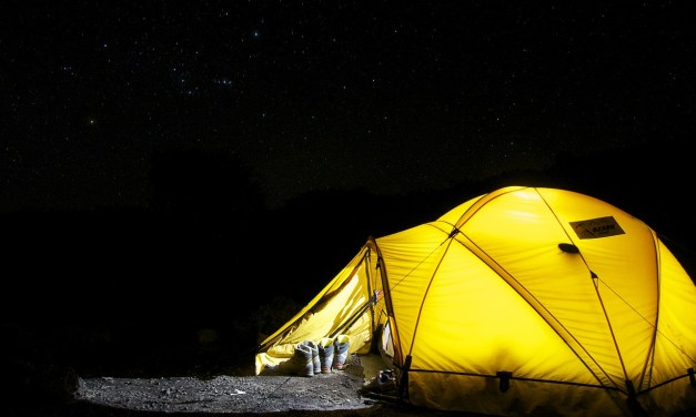 Tips On Keeping Dry While Camping Outdoors