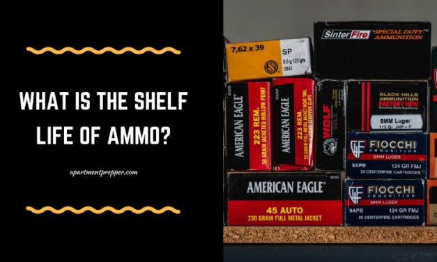 Does Your Ammo Have A Shelf Life?