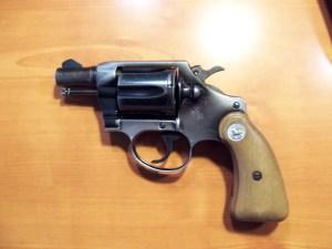 Cobra .38 pistol
