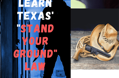 A Texas Self Defense Primer