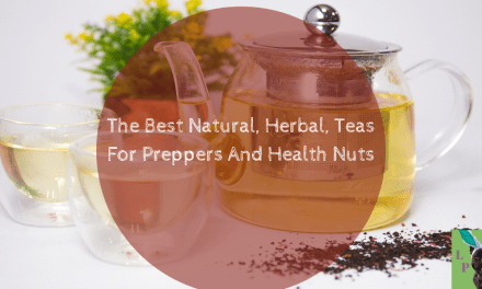 Can Natural, Herbal, Tea, Save Your Life?