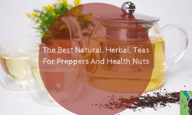 Can Natural, Herbal, Tea, Save Your Life?