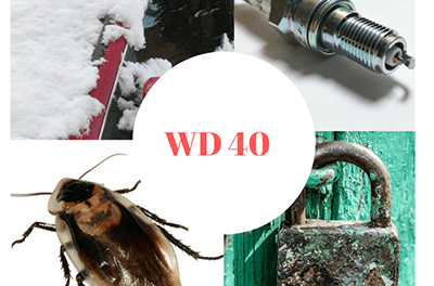 18 WD 40 SHTF Prepping Uses