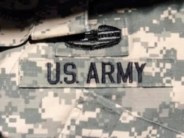 US Army Camo Pattern