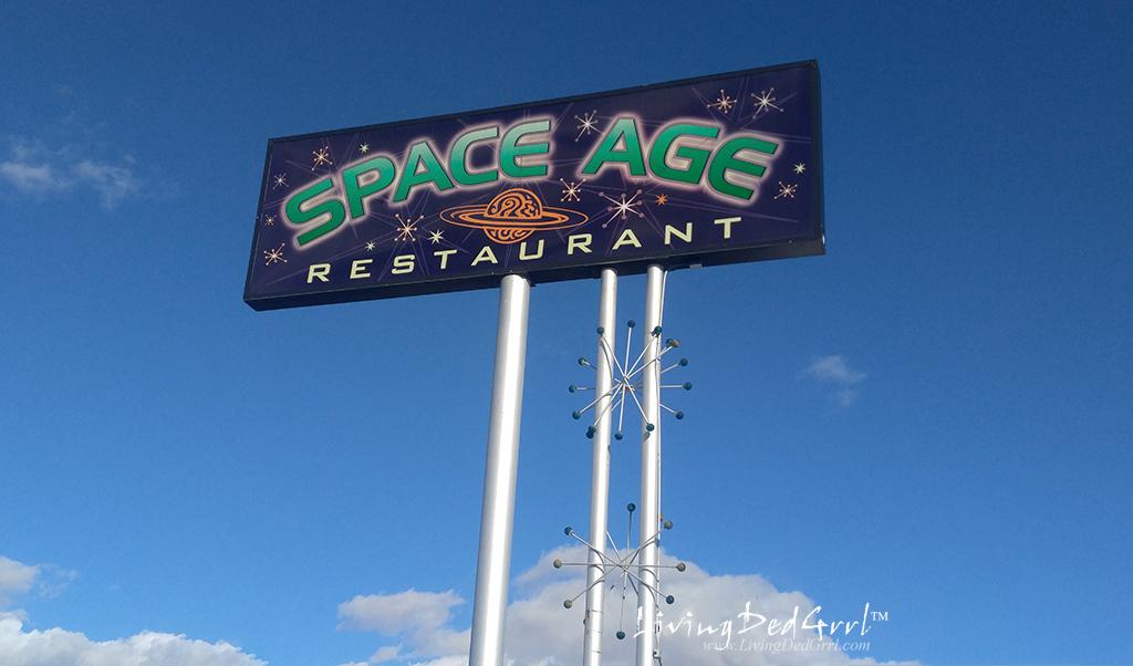 The Space Age Lodge, Gila Bend, AZ
