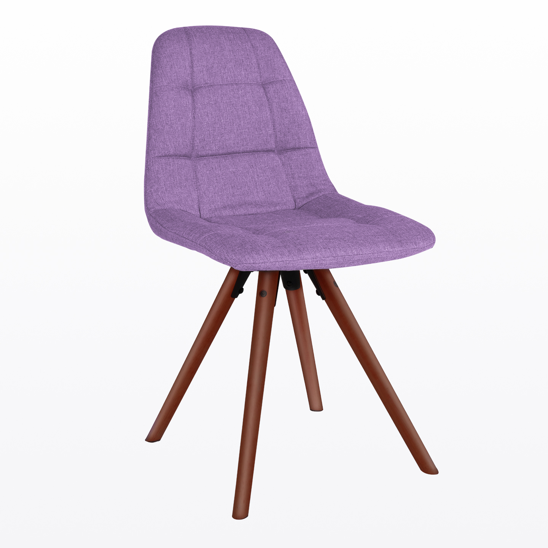 Singapore Accent Chair Light Purple Living Essentials Corp