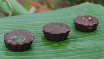 Filled Chocolate Cups