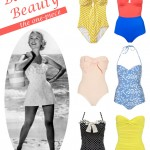 Bathing Beauty: the one-piece