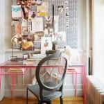 dose of pretty: Neon Office Space