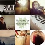 november instagrams