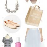 spring look – ballerina style
